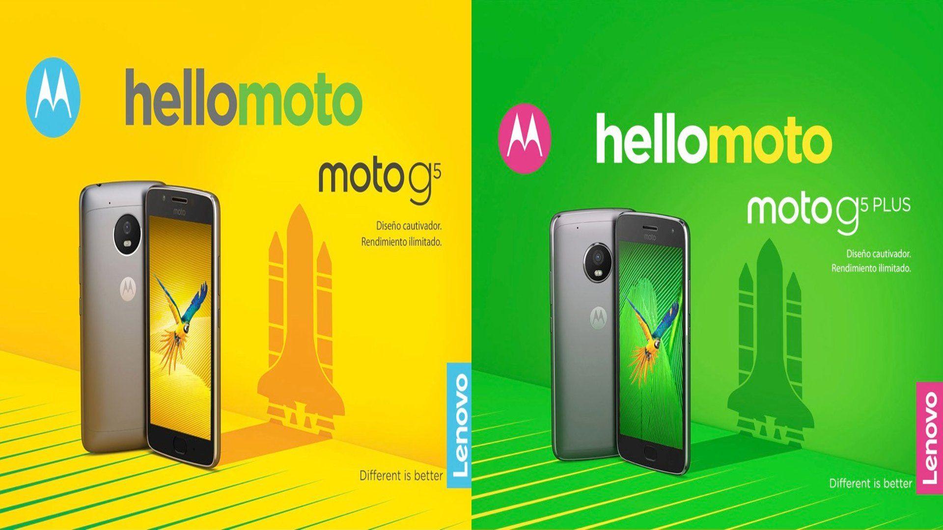 Moto G5 / Moto G5 Plus