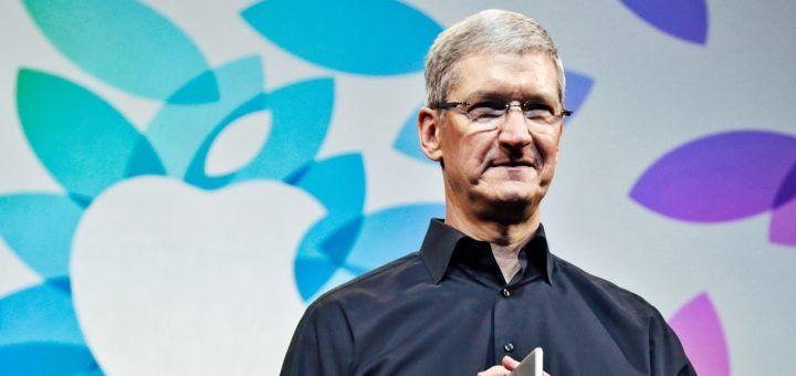 Tim Cook, CEO Apple