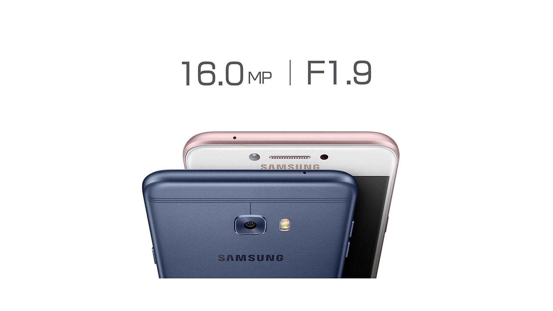 Samsung Galaxy C7 Pro - Camera Info