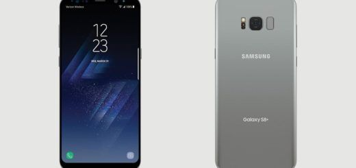 Samsung Galaxy S8+ In Verizon Wireless