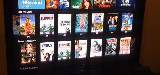 Apple TV - UI