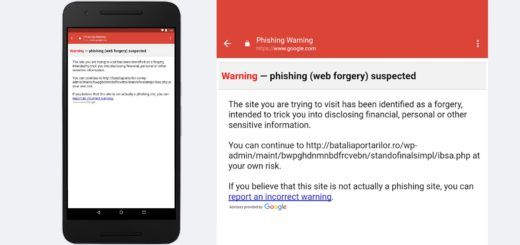 Gmail For Android Gets Phishing Protection