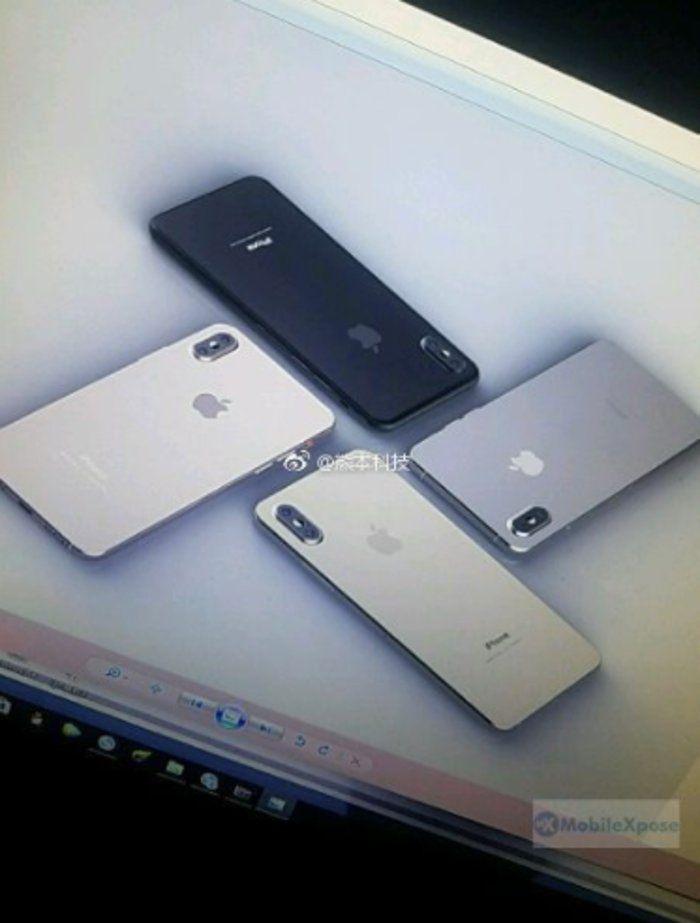 iPhone 8 Fan Render From Weibo