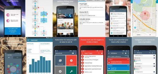 Android Automation Apps
