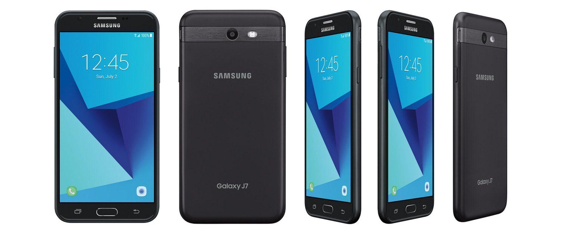 Samsung Galaxy J7 (2017) (Dual SIM)