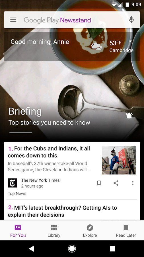 8 Best News Apps For Android - Prime Inspiration