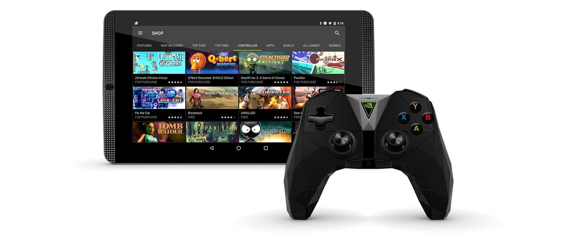 Nvidia Shield Tablet K1 (2017)