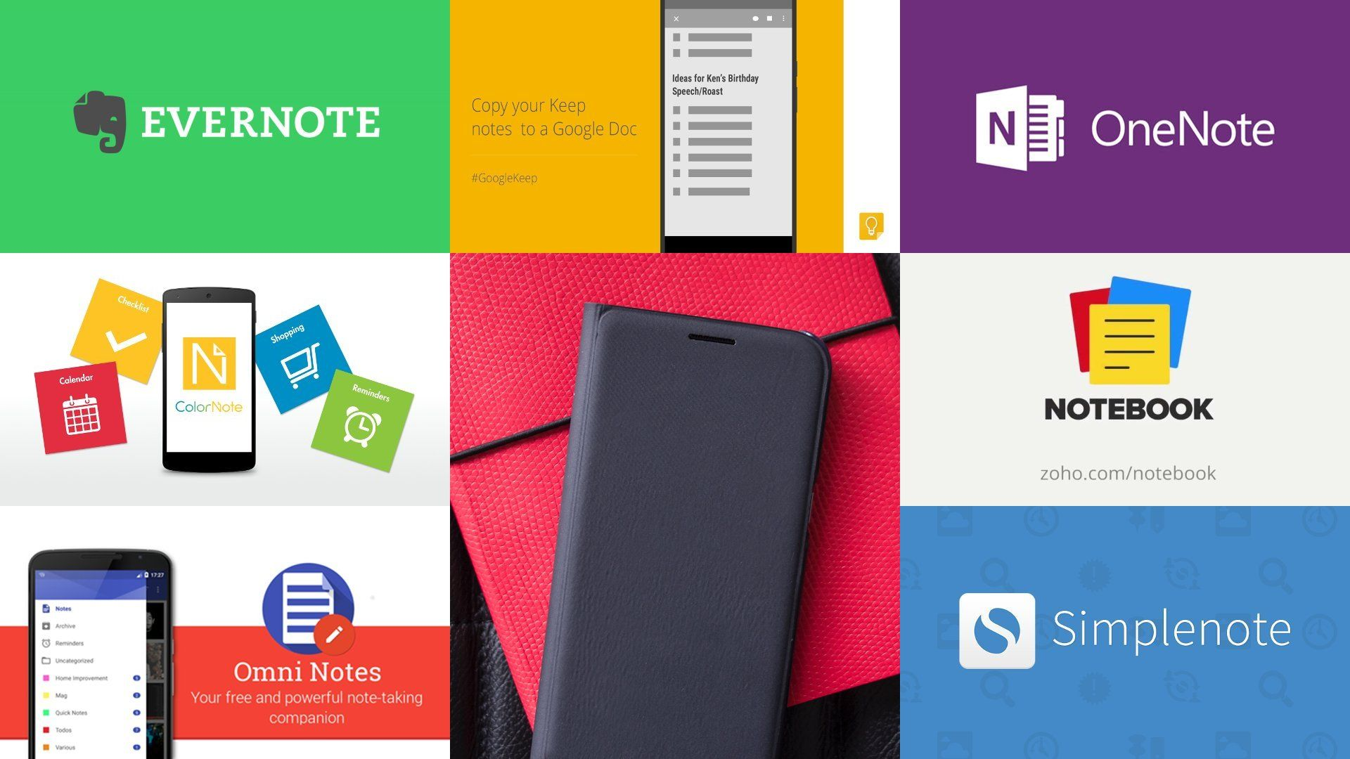 Android Note-Taking Apps