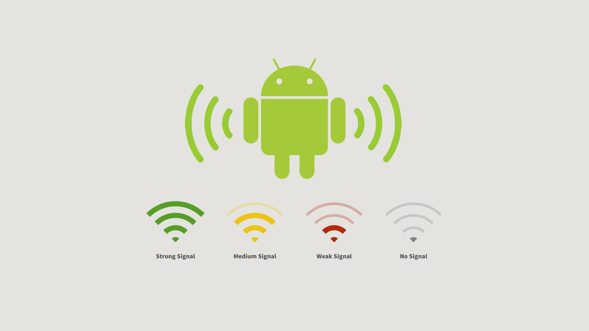 Android WiFi Apps