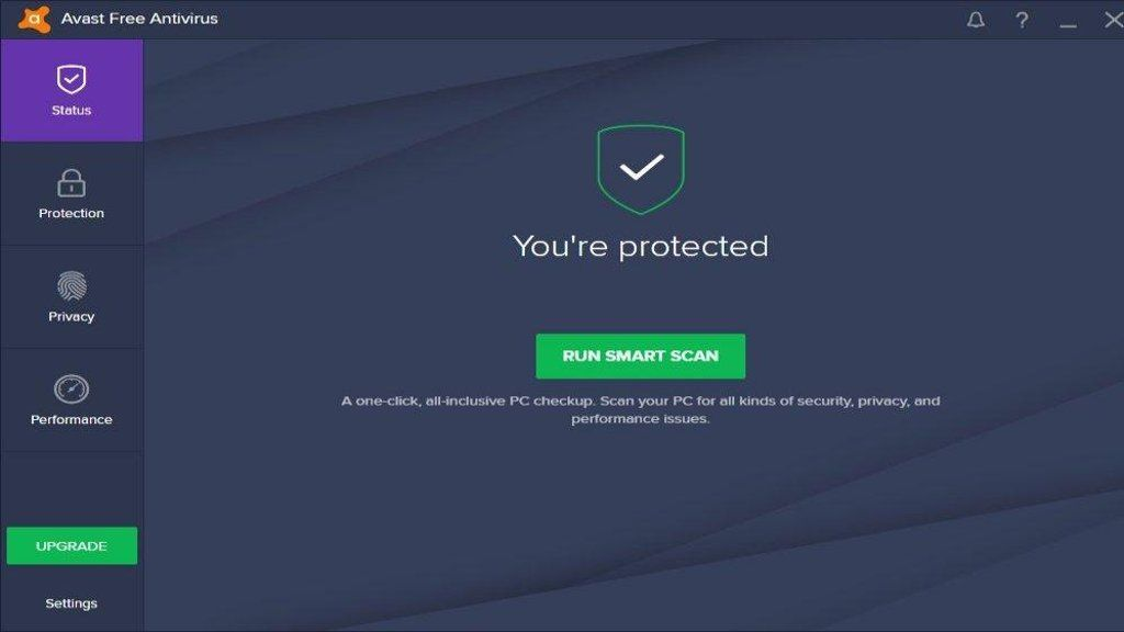 Avast Antivirus Free Edition