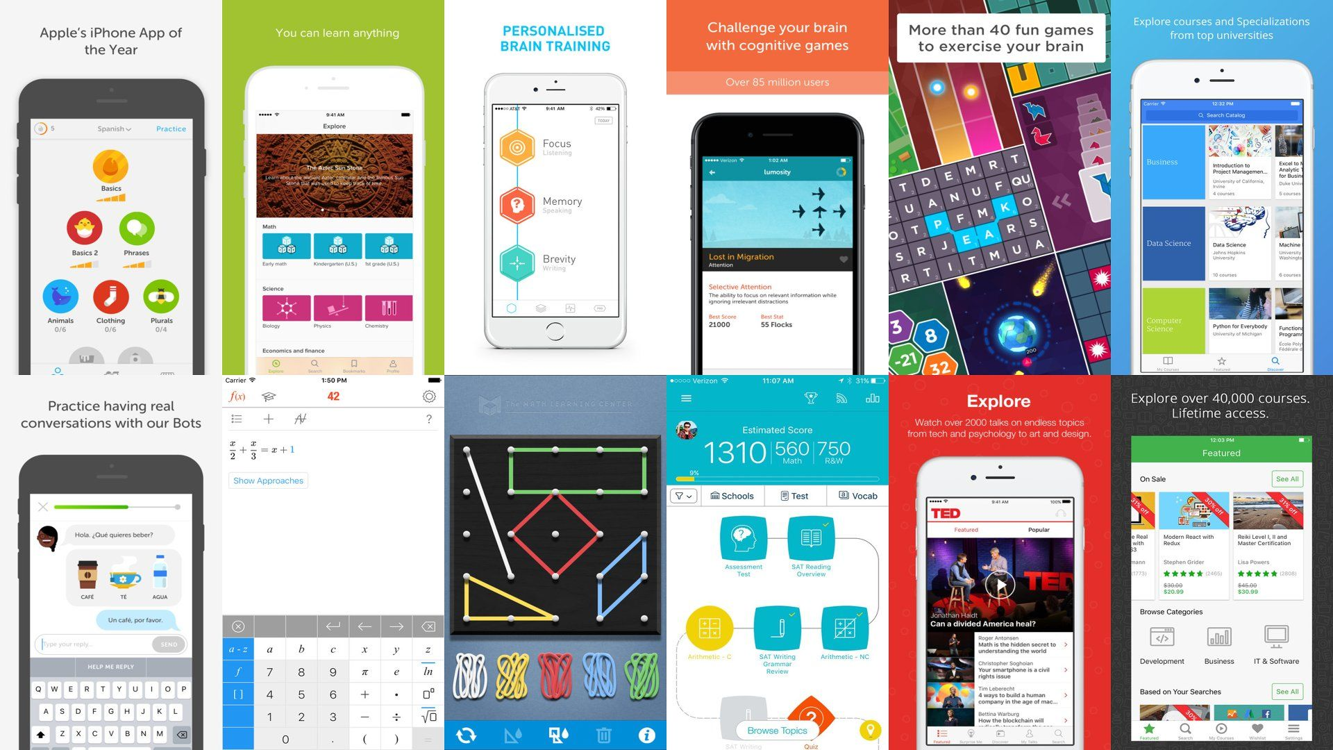 Best Education And Learning Apps For iOS (iPhone / iPad)