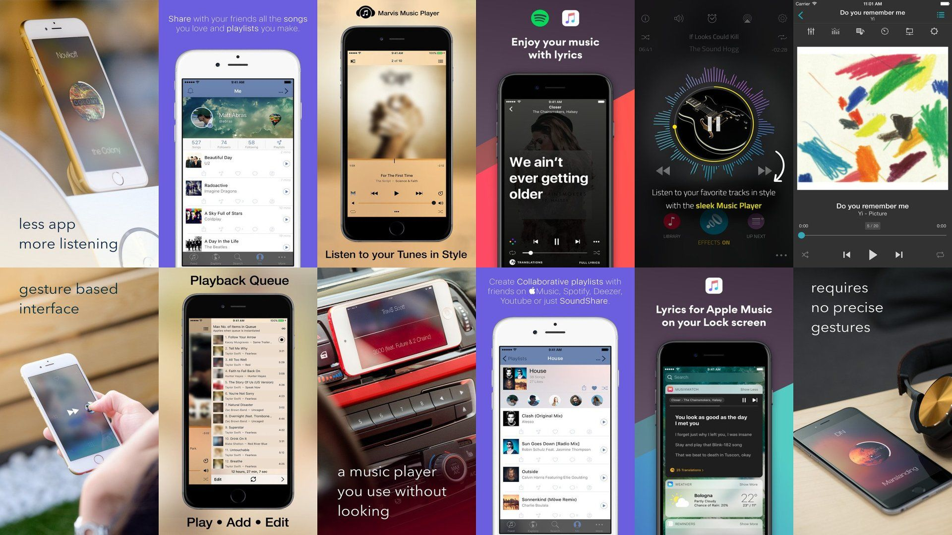 7 Best Free Music Player Apps For Iphone And Ipad Prime Inspiration