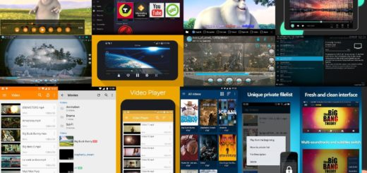 Android Video Player Apps