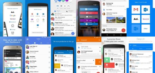 Free Android Email Apps