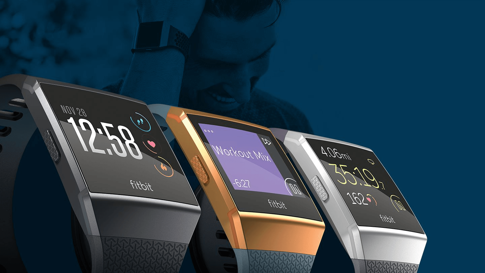 Fitbit Ionic Smartwatch Will Get Glucose Monitoring To ...