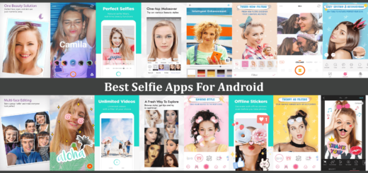 Best Selfie Apps For Android