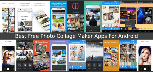 Android Photo Collage Apps