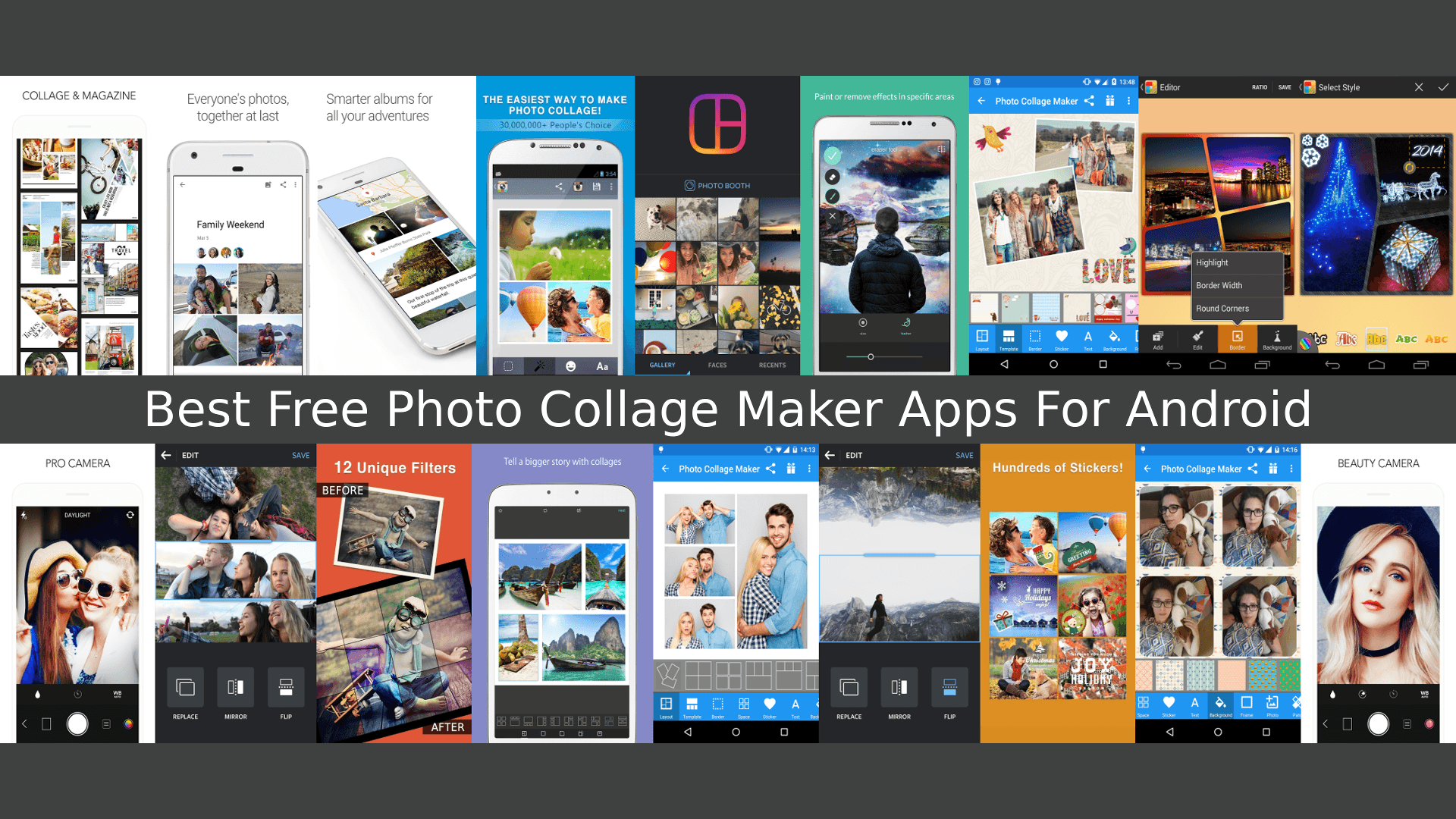 news  u2014 7 best free photo collage maker apps for android
