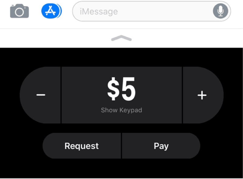 Apple Pay Cash - Send Money