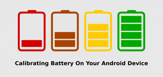 Calibrate Battery On Android Device