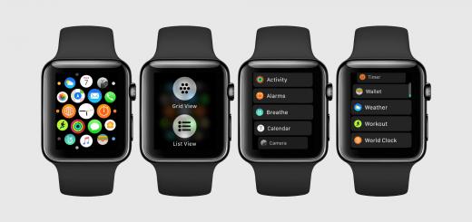Apple Watch - watchOS 4