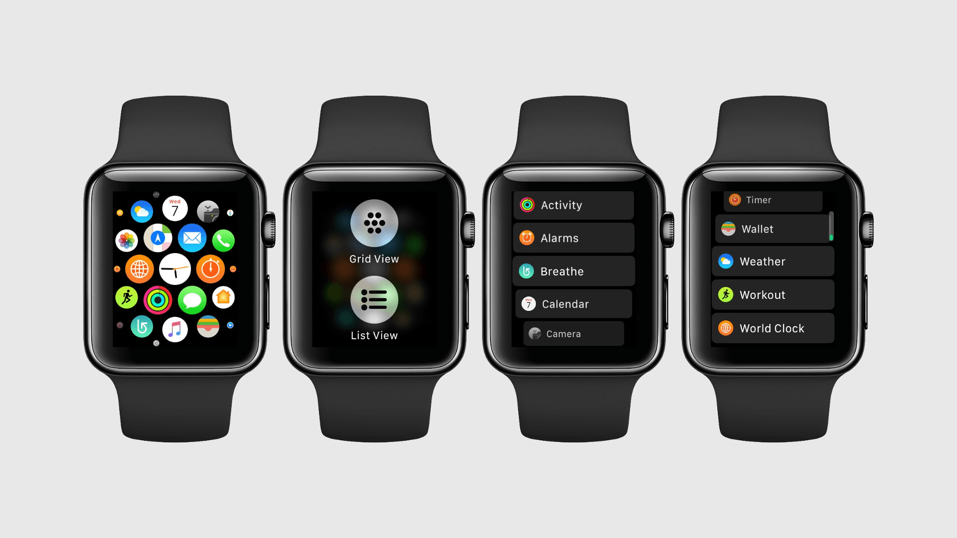 Apple Watch - watchOS 4