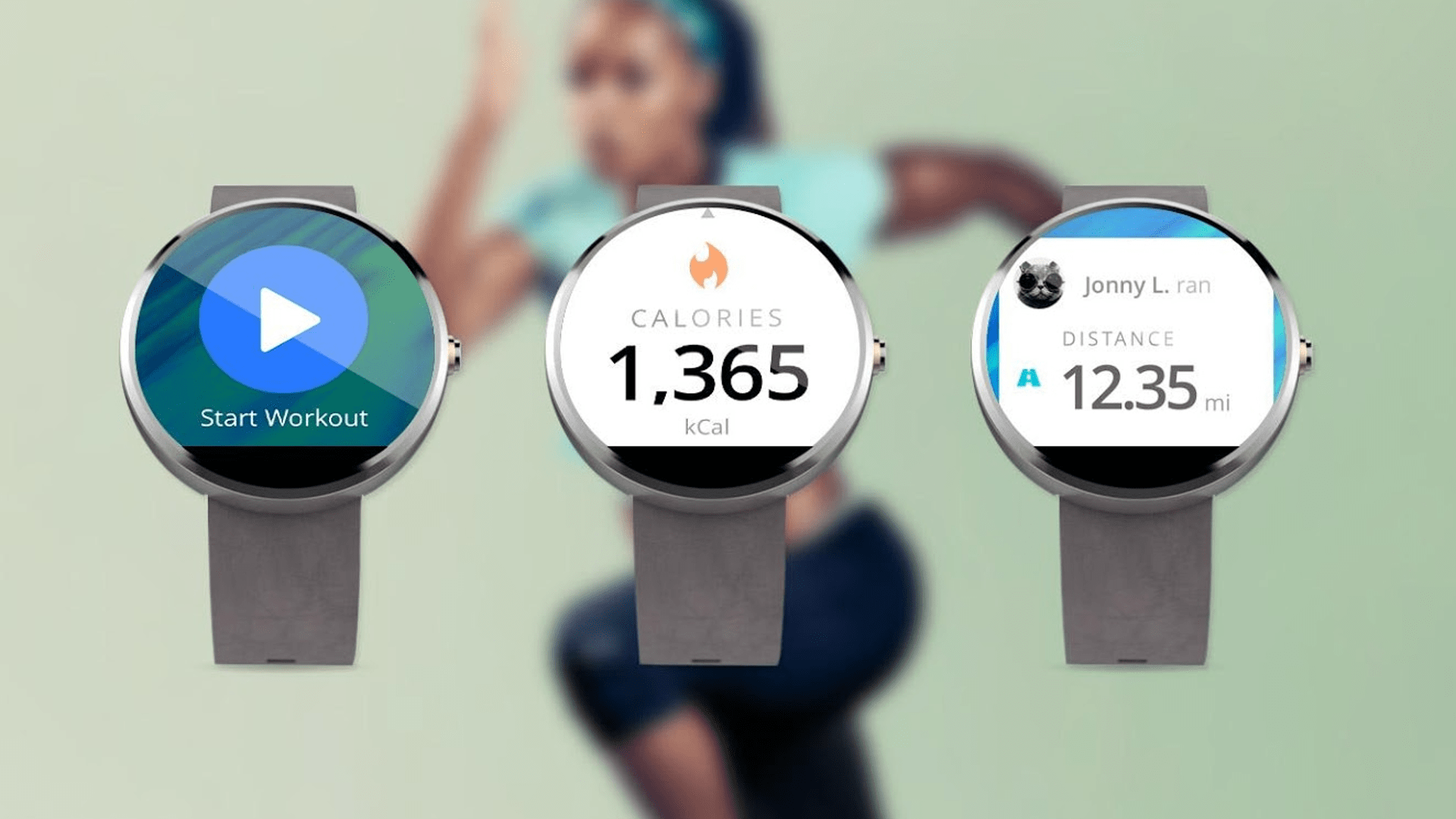 Health & Fitness Apps For Android Wear