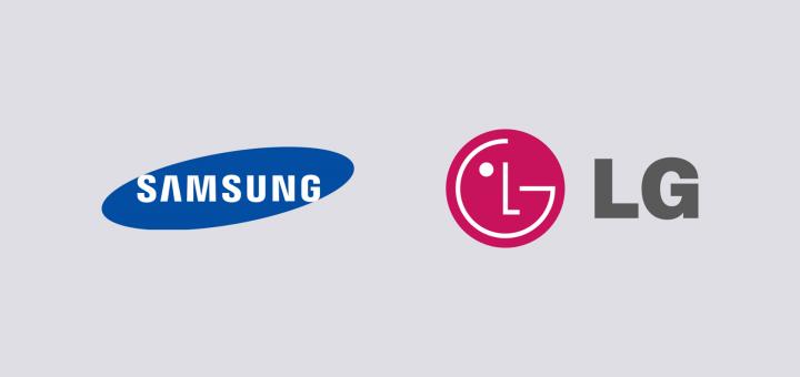 Samsung & LG - Logo