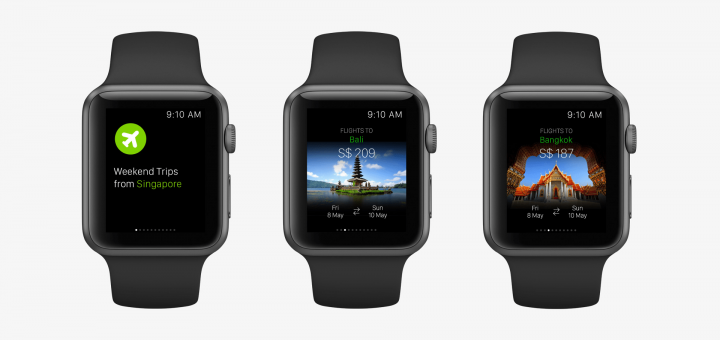 Best Travel Apps For Apple Watch