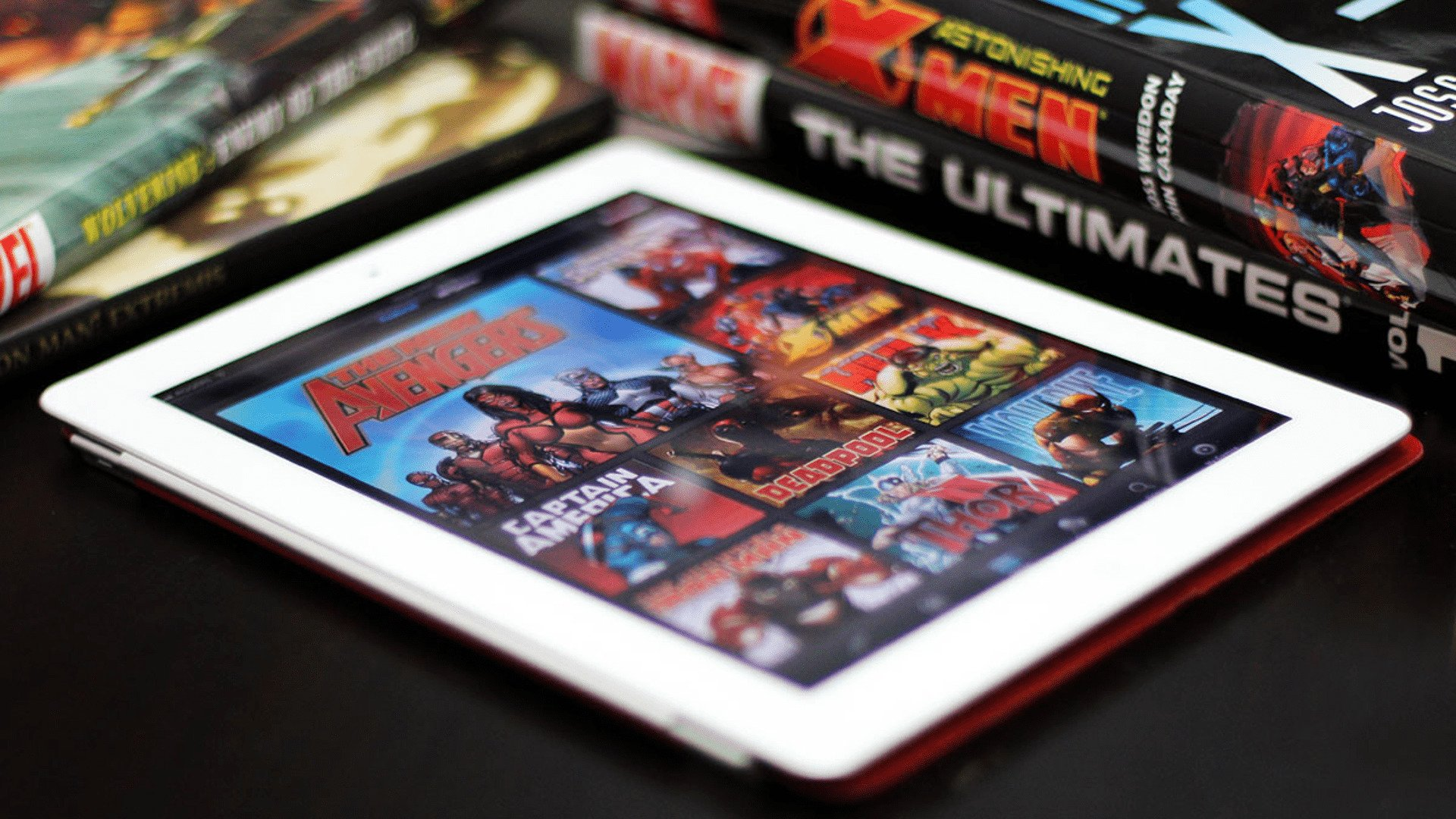 Best Comic Book Reader Apps For Android