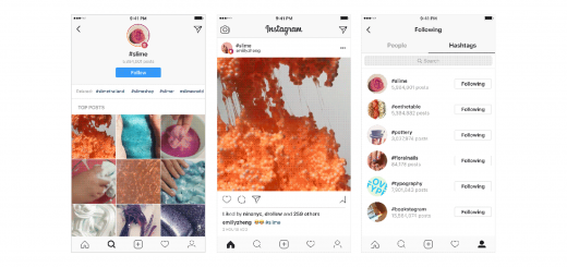 Instagram - Follow Hashtags