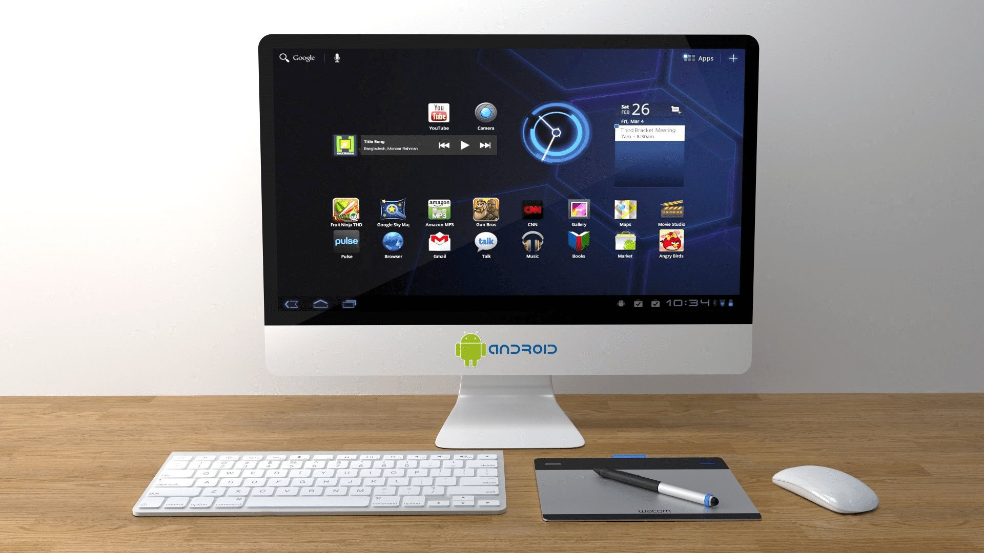 Running Android On PC