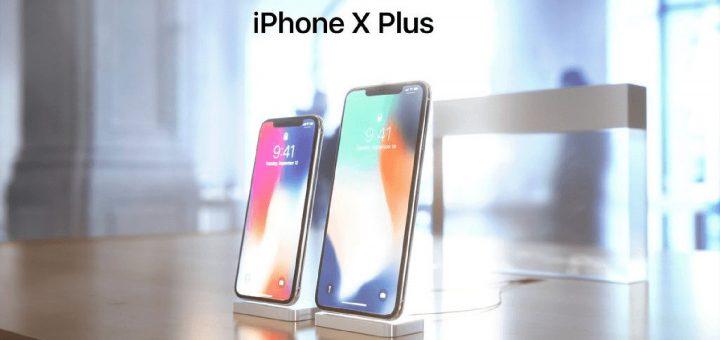 iPhone X Plus Concept Art