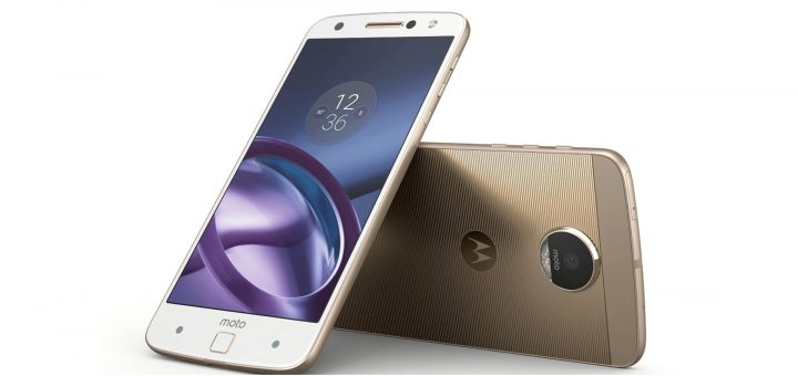 Android Oreo kernel source code for 2016 Moto Z is now