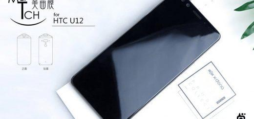 HTC U12 Concept