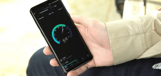 Samsung Galaxy S9 - Ookla Speedtest
