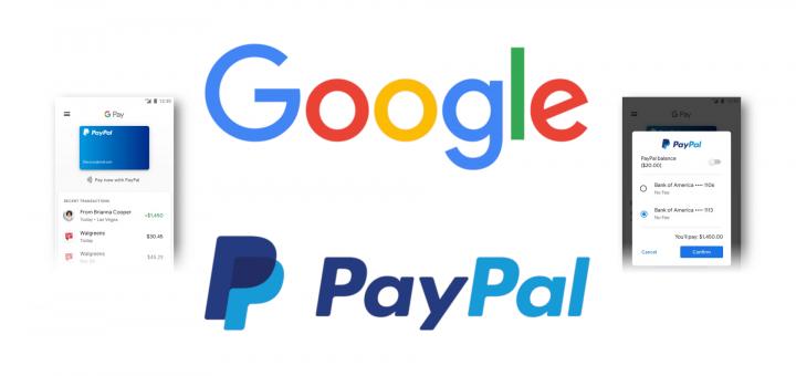 Google - PayPal Partnership
