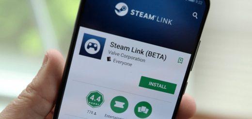 Steam Link iOS App