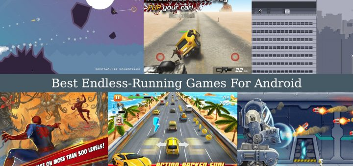 Best Endless-Running Games For Android