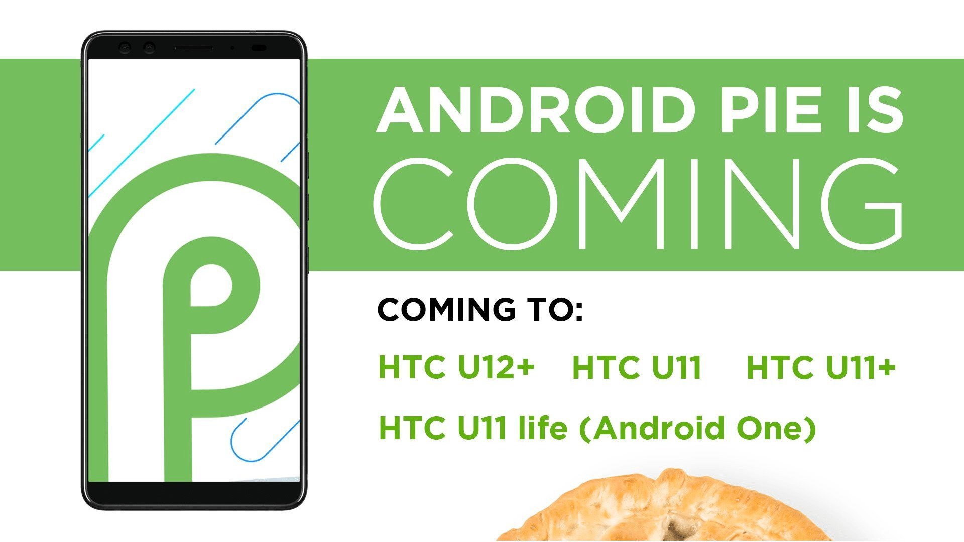 HTC - Android 9.0 Pie Update