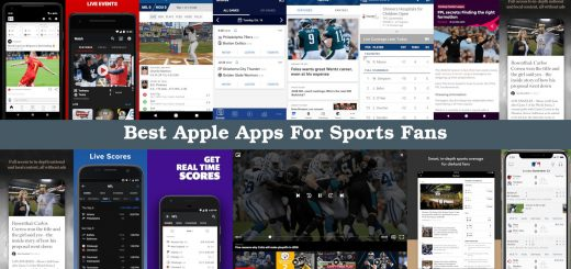 Apple Apps For Sports Fans