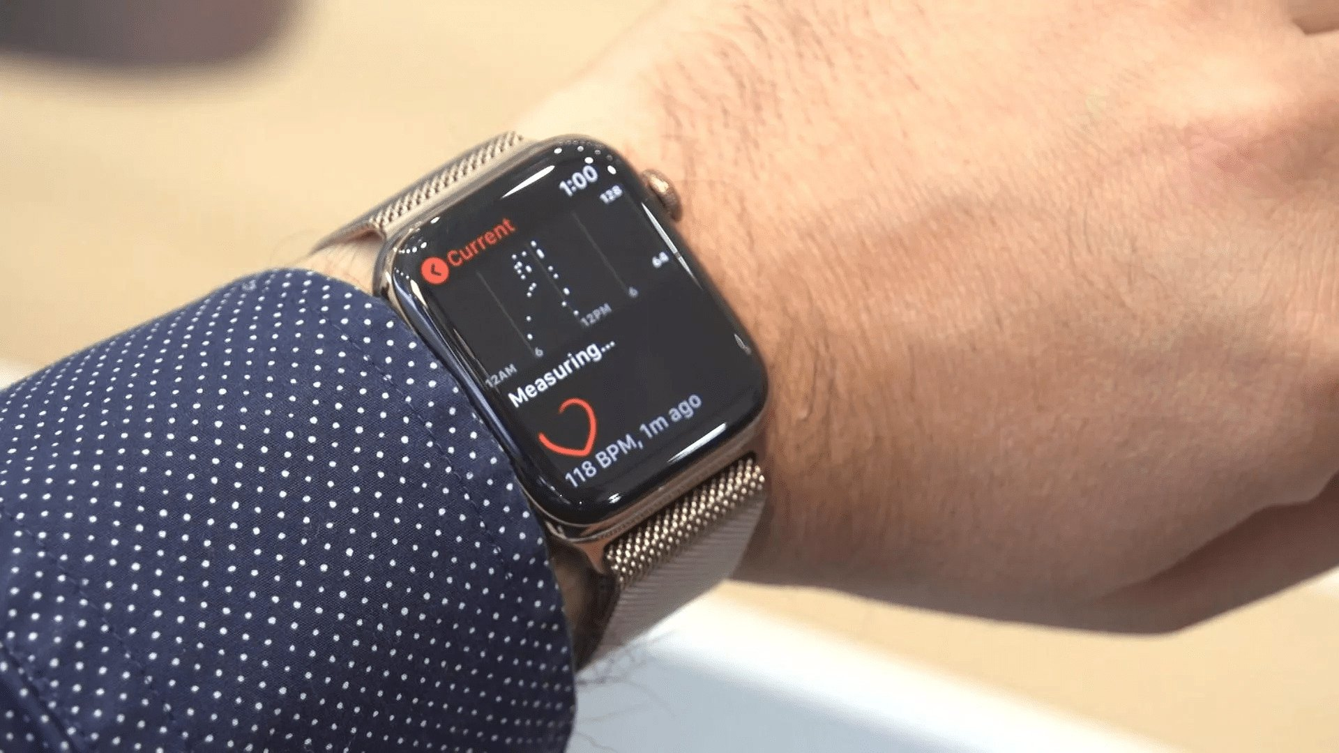Apple Watch Series 4 brings new design and a larger display