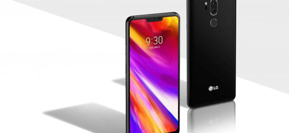 LG G8 - Concept