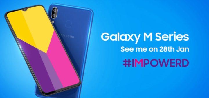 Samsung Galaxy M Series Event