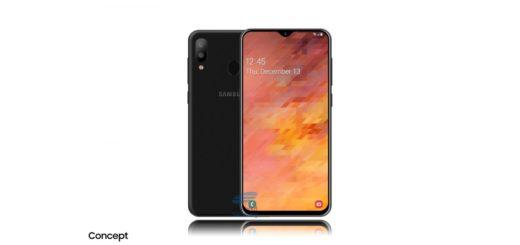 Samsung Galaxy M30 - Concept