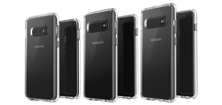 Samsung Galaxy S10 Series - Renders
