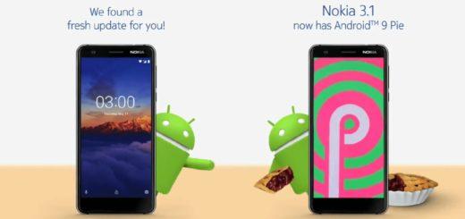 Nokia 3.1 - Android 9 Pie Update