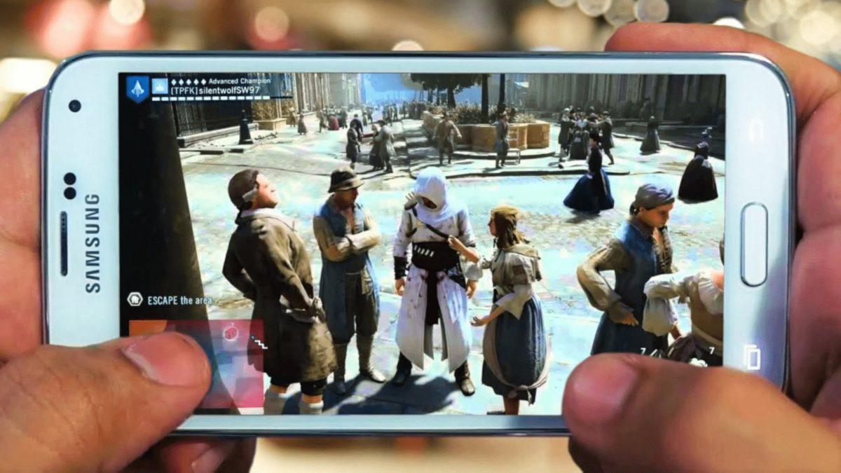 Samsung Gaming Smartphones