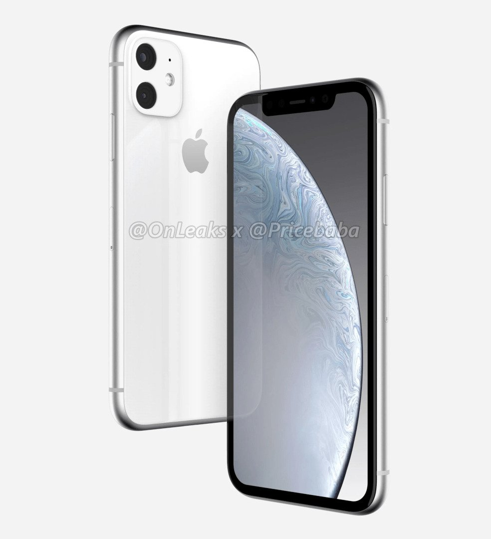 Apple iPhone XR (2019) - White