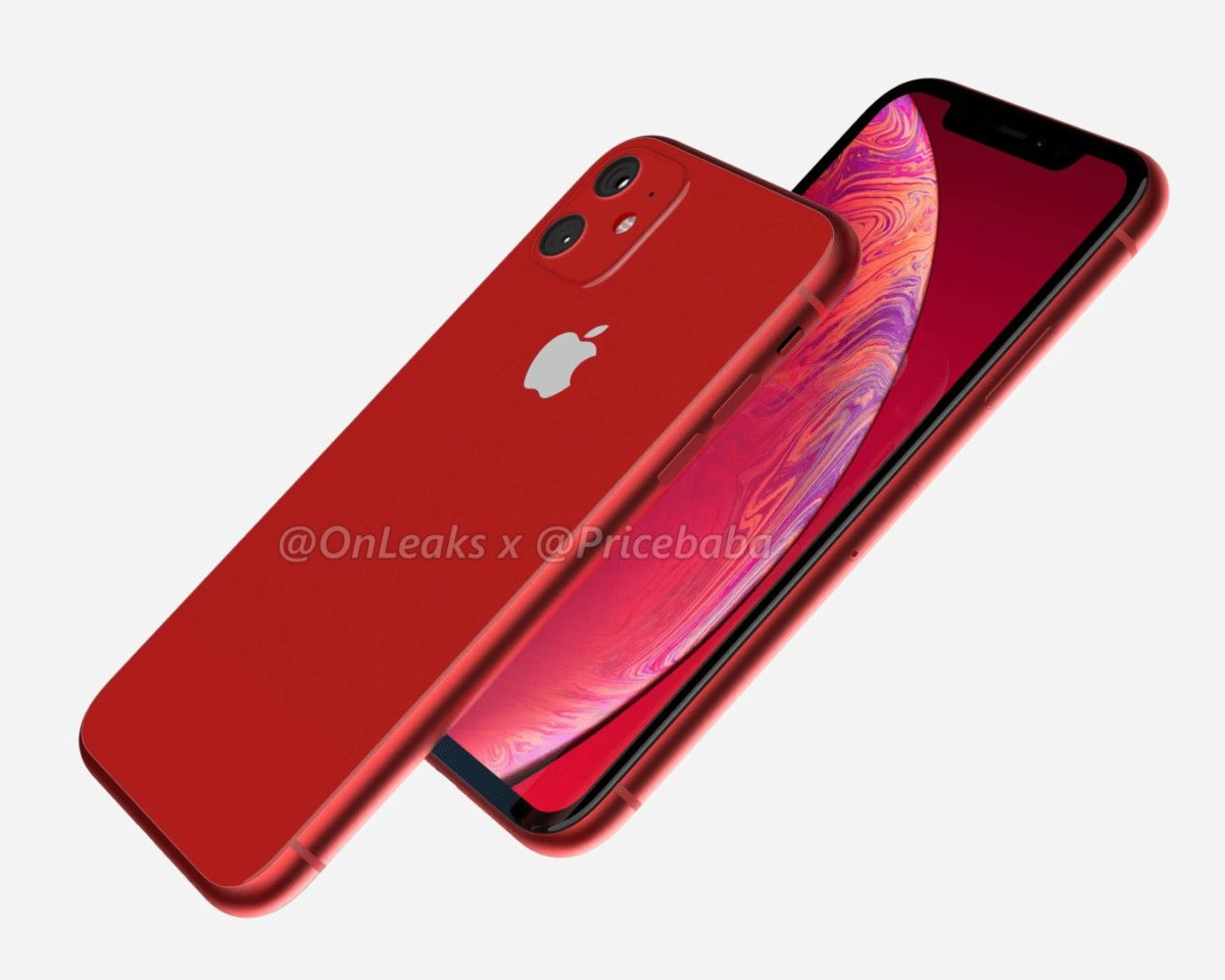Apple iPhone XR (2019) - Red
